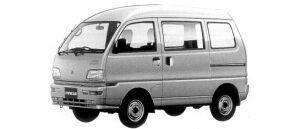 Mitsubishi Minicab VAN 4WD CL HIGH ROOF 1998 г.
