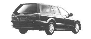 Mitsubishi Legnum VIENTO 1998 г.