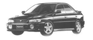 Subaru Impreza SPORT SEDAN WRX 1998 г.