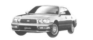 Nissan Gloria V25 TWINCAM EXTRA EDITION 1998 г.