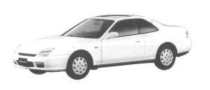 Honda Prelude Xi 1998 г.