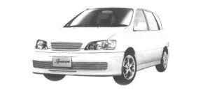 Toyota Ipsum U.S CUSTOM 1998 г.
