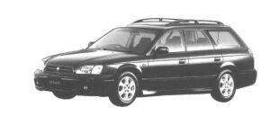 Subaru Legacy TOURING TS TYPE R 1998 г.