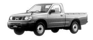Nissan Datsun 2WD SEMI-LONG BODY DX-L 1998 г.