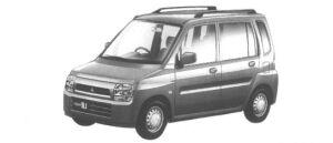 Mitsubishi Toppo M 1998 г.