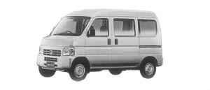 Honda Acty VAN SDX 2001 г.