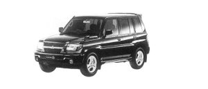 Mitsubishi Pajero IO 5DOOR TR SPORTY PACKAGE 2001 г.