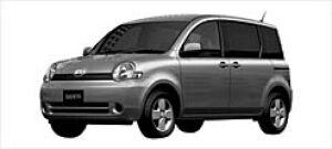 Toyota Sienta 1.5G 2WD 2003 г.
