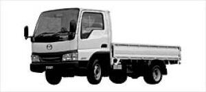 Mazda Titan DASH 4WD Wide&Low Long Body 2.5Diesel DX 2003 г.