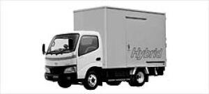 Toyota Toyoace HYBRID 2003 г.