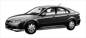 Mazda Atenza SPORT 20F 2003 г.