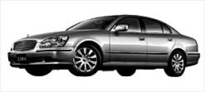 Nissan Cima 450XV 2003 г.