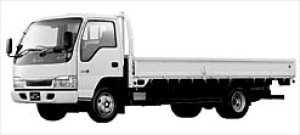 Isuzu Elf DUALMODE MT WIDE CAB HIGH FLOOR 2003 г.