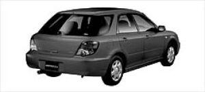 Subaru Impreza SPORTS WAGON 15i 2003 г.