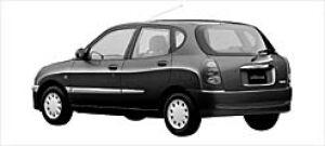 Daihatsu Storia CL Limited  2WD 2003 г.