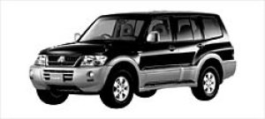 Mitsubishi Pajero LONG SUPER EXCEED 2003 г.