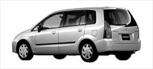 Mazda Premacy C 5-seaters 1800 DOHC, FF 2003 г.