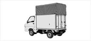 Subaru Sambar Truck COVERED CONTAINER (SCH) 2003 г.