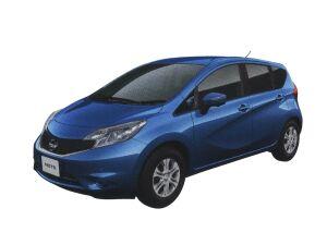 Nissan Note X DIG-S V Selection + Safety 2015 г.