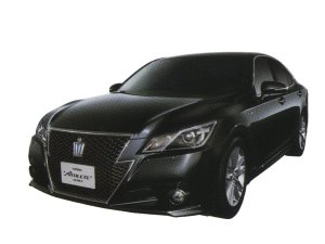 Toyota Crown Hybrid Athlete G 2015 г.