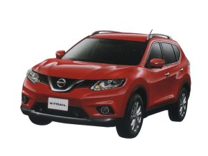 Nissan X-Trail 20X Emergency Brake Package (4WD 2Row) 2015 г.