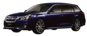 Subaru Legacy Wagon 2.0GT DIT EyeSight 2014 г.