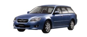 Subaru Legacy TOURING WAGON 2.0i 2007 г.