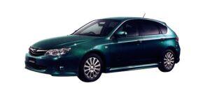 Subaru Impreza 1.5i-S 2009 г.