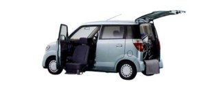 Honda Zest G FF Lift-up Passenger Seat Version 2006 г.