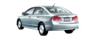 Honda Civic Hybrid MX 2007 г.