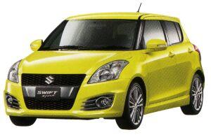 Suzuki Swift SPORT 2014 г.