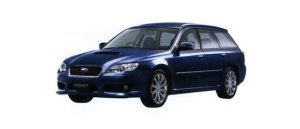Subaru Legacy TOURING WAGON 2.0GT spec.B 2006 г.