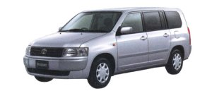 Toyota Probox F ''Extra Package'' 2006 г.