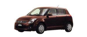 Suzuki Swift STYLE 2007 г.