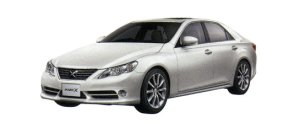 "Toyota Mark X PREMIUM ""L Package"" 2009 г."