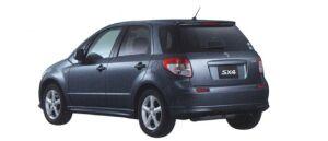 Suzuki SX4 1.5G 2006 г.