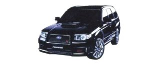 Subaru Forester STI Version 2006 г.