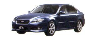 Subaru Legacy B4 2.0R spec.B 2007 г.