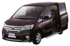 Nissan Serena Enchante Steptype Highway Star S-HYBRID V Selection (2WD) 2014 г.