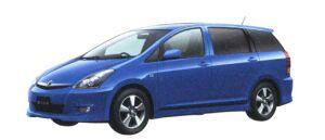 Toyota Wish X ''Aero Sports Package'' 2WD 2006 г.