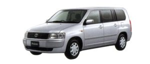 "Toyota Probox F ""Extra Package"" 2007 г."