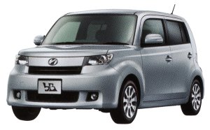 """Toyota Bb 1.5Z """"L Package"""" 2014 г."""