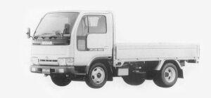 Nissan Atlas 2.0T FULL SUPER LOW, DOUBLE TIRE VZ 1993 г.