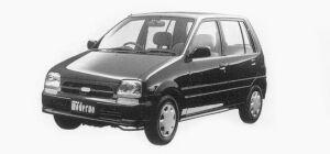 Daihatsu Mira P-4WD 5 Doors 1993 г.