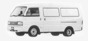 Mazda Bongo BRAWNY VAN 3000 DIESEL 4 DOORS DX 1993 г.