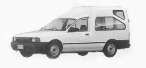 Nissan AD MAX 2 DOORS VAN 1500VE 1993 г.