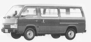 Nissan Caravan VAN 4WD 5 DOORS 3/6 SEATER 2.7 DIESEL DX 1993 г.