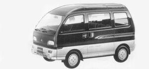 Mitsubishi Bravo MG-i SUPER AERO ROOF 1993 г.