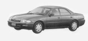 Toyota Corona Exiv 2.0TR-X DUAL MODE 4WS 1993 г.