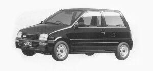 Daihatsu Mira Pit 4WD 3 Doors 1993 г.